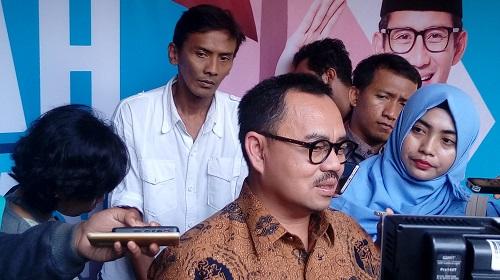 Mantan Menteri ESDM Sudirman Said/Foto Richard Andika/NUSANTARAnews