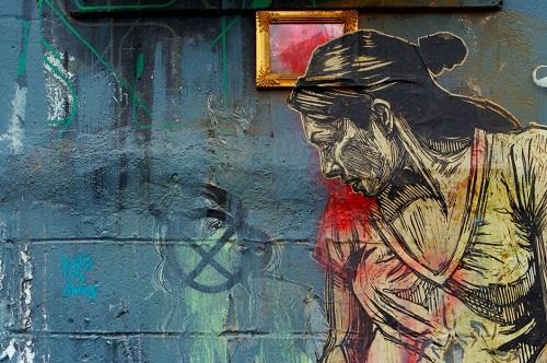 Swoon: New London, Connecticut. Foto: Dok. matadornetwork.com