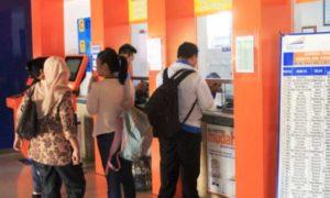 Tiket Kereta/Foto via viva/Nusantaranews