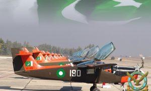 Turki akan beli 52 pesawat latih Super Mushshak dari Kompleks Penerbangan Pakistan-Kamra. Foto: Dok. wartelegraph