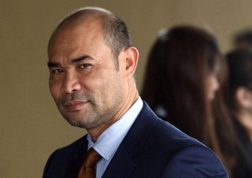 Viktor Bungtilu Laiskodat. Foto: Dok. Partai NasDem