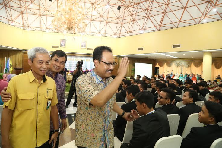 Wakil Gubernur Jatim Saifullah Yusuf. Foto Tri Wahyudi