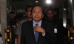 Rizal Rambil sebut penyabab terjadinya Skandal BLBI. Foto: Dok. Merdeka.com