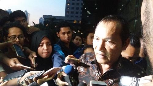 Wakil Ketua KPK, Saut Situmorang. Foto Restu Fadilah/ NUSANTARAnews.co