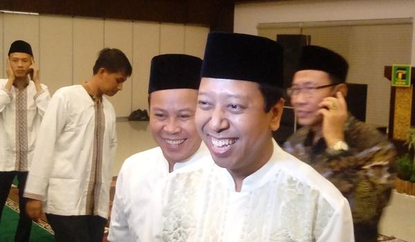 Ketua Umum PPP Romahurmuziy/Foto Andika/Nusantaranews
