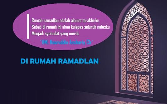 Di Rumah Ramadlan. Ilustrasi NUSANTARAnews