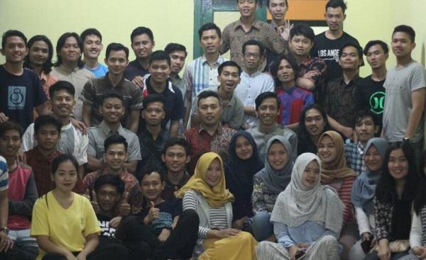 Aliansi Mahasiswa Sumatera Selatan Yogyakarta (AMSSY)/Foto Dok. Pribadi/Nusantaranews