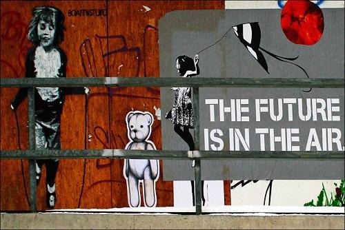 Boa Mistura, Mural di Madrid, Spanyol (matadornetwork.com)