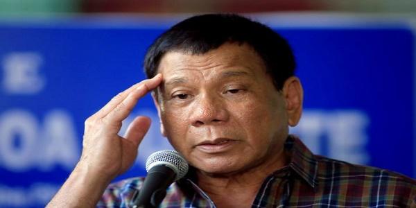 Presiden Filipina Rodrigo Duterte. (Foto: Reuters/Romeo Ranoco)