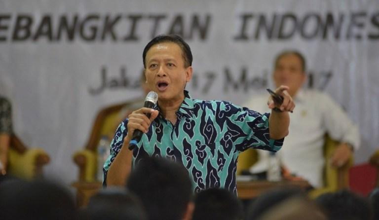 Henri Subiakto Foto via garudanews Nusantaranews
