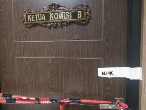 KPK Dikabarkan OTT Anggota DPRD Jawa Timur. Foto Restu Fadilah/ NUSANTARAnews.co