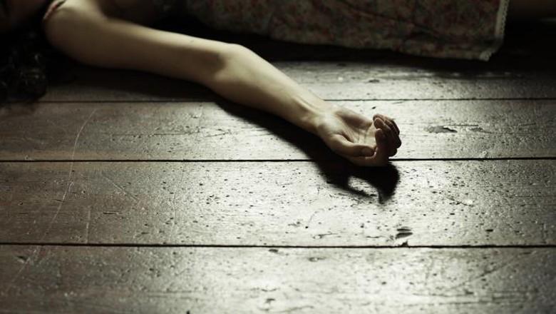 Ilustrasi Bunuh Diri/Foto via detik/Nusantaranews