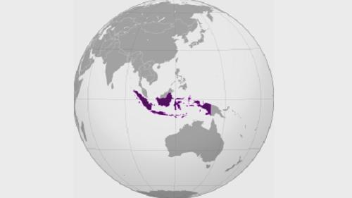 Indonesia dalam Dunia. Foto: Ely Radia