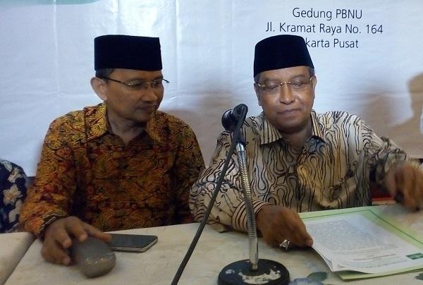Ketum PBNU Said Aqil Siradj/Foto Romandhon/Nusantaranews