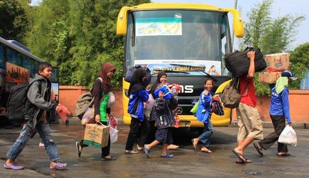 Mudik Lebaran/Foto Istimewa/Nusantaranews