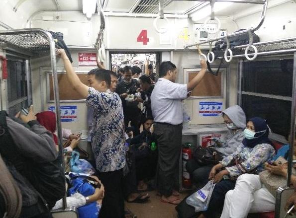 Para Pengguna KLR/Foto via netral/Nusantaranews