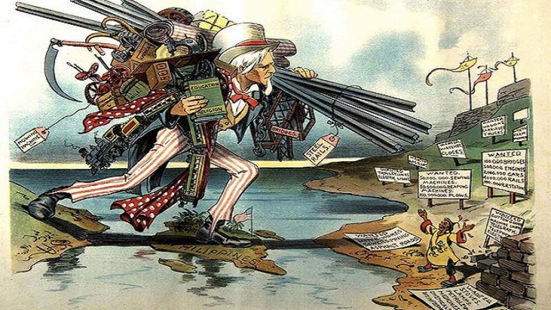 Pax Americana. (Foto: Ilustrasi/The Eropean)