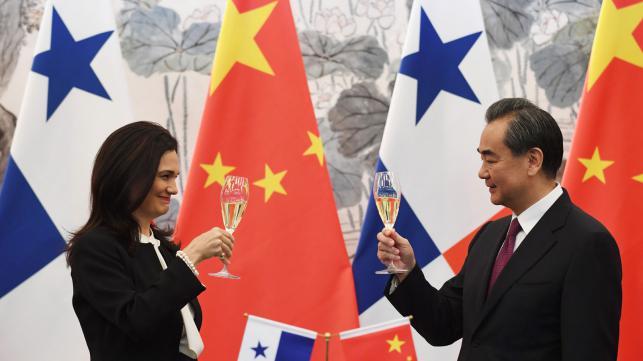 Putuskan Taiwan, Panama Rangkul Tiongkok dengan Akui Satu Cina (Ilustrasi). Foto: Prothom Alo
