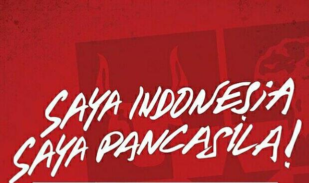 Saya Pemuda, Saya Pancasila/Foto Istimewa/Nusantaranews