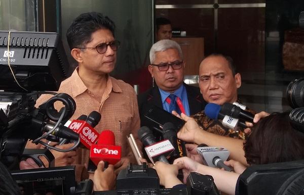Wakil Ketua KPK, Laode Muhammad Syarif/Foto Restu Fadilah/Nusantaranews