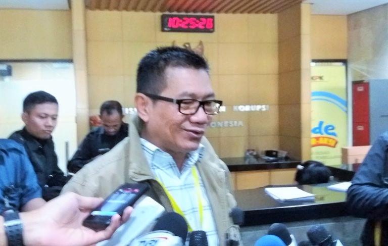 Ketua Pansus Angket KPK Agun Gunanjar . (Foto: Restu Fadilah/Nusantaranews)