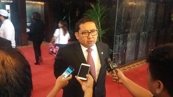 Wakil Ketua DPR RI, Fadli Zon. Foto Ucok Al Ayubbi/ NUSANTARANEWS.CO