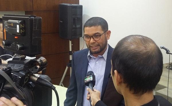 Anggota DPR Fraksi PKS, Nasir Djamil. Foto Ucok Al Ayubbi/ NUSANTARANEWS.CO