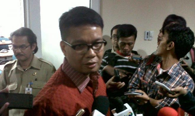 Ahli Hukum Tata Negara, Irman Putra Sidin. Foto: Dok. Adi Suhendi/Tribunnews.com