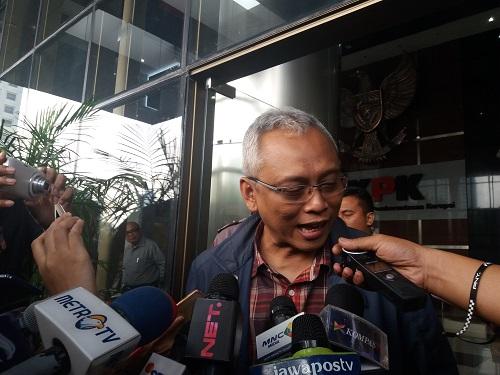 Anggota Komisi II DPR RI, Arief Wibowo - Foto Restu Fadilah/ NUSANTARAnews