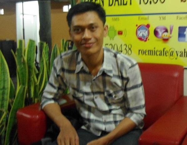 Doktor Ilmu Hukum UGM dan Dosen Hukum IAIN Ponorogo Lukman Santoso Az/Foto Dok. Pribadi/Nusantaranews