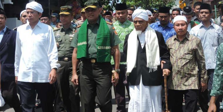 Dukungan Ulama di Aksi Peringatan HUT RI/Foto Ilustrasi/Nusantaranews