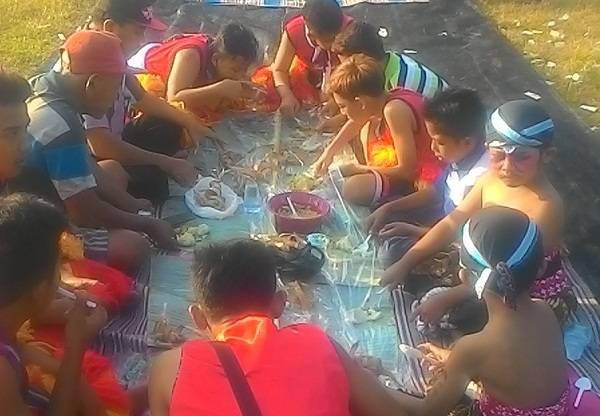 Festival Ketupat di Ponorogo/Foto Nurcholis/Nusantaranews