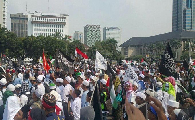 Aksi 278. Foto N Ramadhan (Istimewa)
