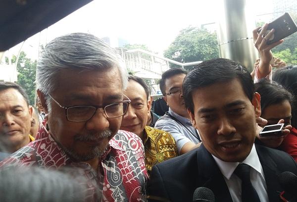 Gubernur Sulawesi Tenggara (Sultra), Nur Alam/Foto Restu Fadilah/Nusantaranews