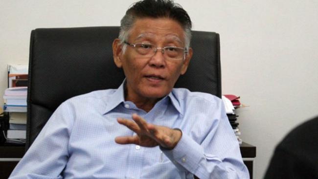 Guru Besar Ilmu Hukum Universitas Padjadjaran (Unpad) Romli Atmasasmita/Foto Istimewa/Nusantaranews
