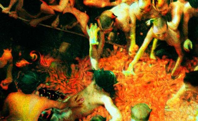 """Hell Ripping"" (Ilustrasi). Foto: Dok. Radical Goddess Thealogy"