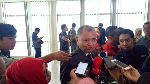 Agus Rahardjo (Foto Restu Fadilah/ Nusantaranews)
