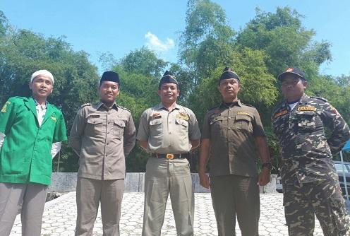 Satuan Koordinasi Cabang (Satkorcab) Barisan Ansor Serbaguna (Banser) Pamekasan. Foto: Dok. Banser Pamekasan