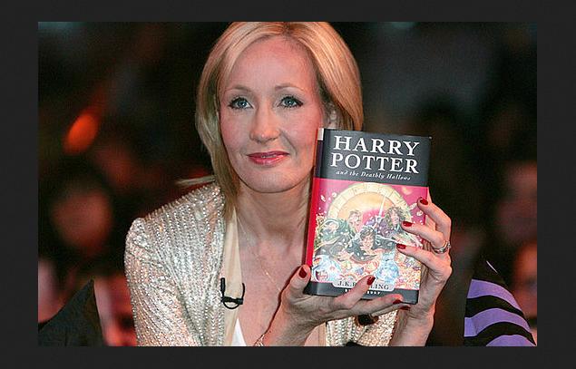 JK Rowling Penulis Buku Harry Potter/Foto Istimewa/Nusantaranews