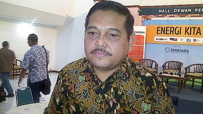 Ketua Komisi II DPD RI, Parlindungan Purba/Foto via tribun/Nusantaranews