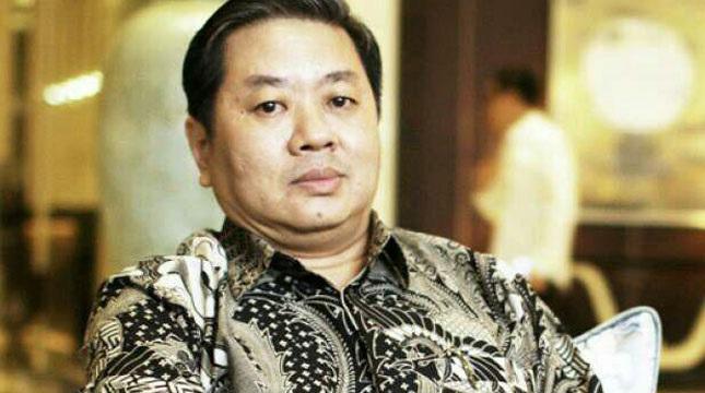 Ketua Umum Gabungan Pengusaha Makanan dan Minuman Seluruh Indonesia (Gapmmi) Adhi Lukman. Foto: Dok. Industry.co.id