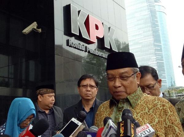 Ketum PBNU Said Aqil Siradj/Foro Restu Fadilah/Nusantaranews