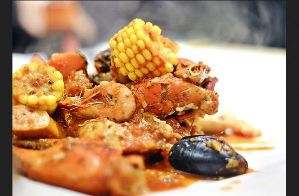 Makanan Ala Louisiana-Style/Foto Istimewa/Nusantaranews