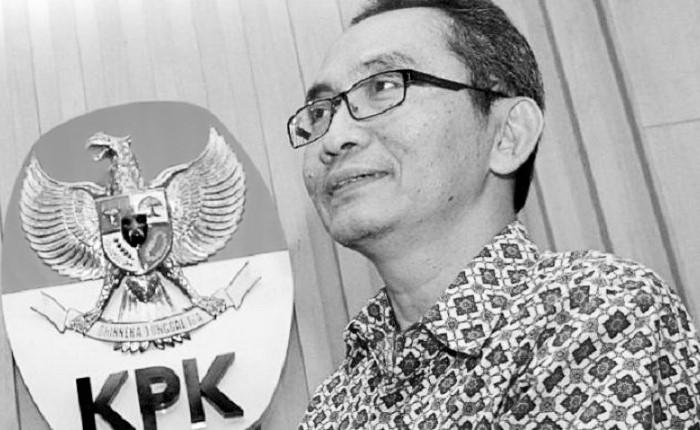 Mantan Pimpinan Komisi Pemberantasan Korupsi (KPK), Adnan Pandu Praja. Foto: Istimewa