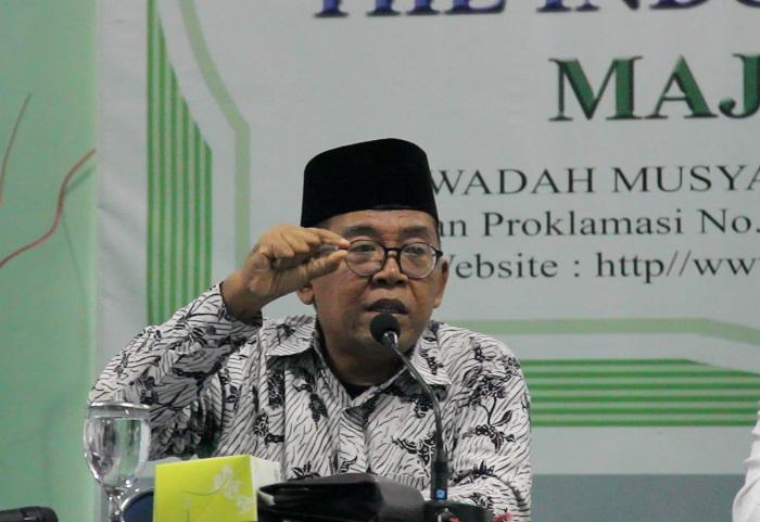 Masduki Baidlowi/Foto via panjimas/Nusantaranews