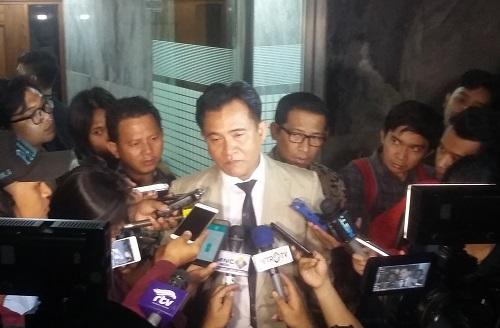 Pakar Hukum Tata Negara, Yusril Ihza Mahendera. Foto Ucok Al Ayubbi/ NUSANTARANEWS.CO