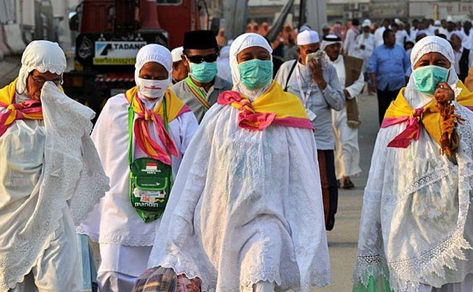 Para Jamaah Haji/Foto via alamintours/Nusantaranews