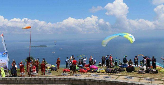 Paragliding Accuracy World Cup (PGAWC)/Foto via suluk/Nusantaranews