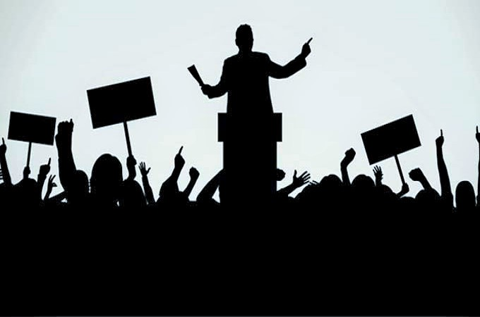 Pesta demokrasi. (Ilustrasi: Istimewa)
