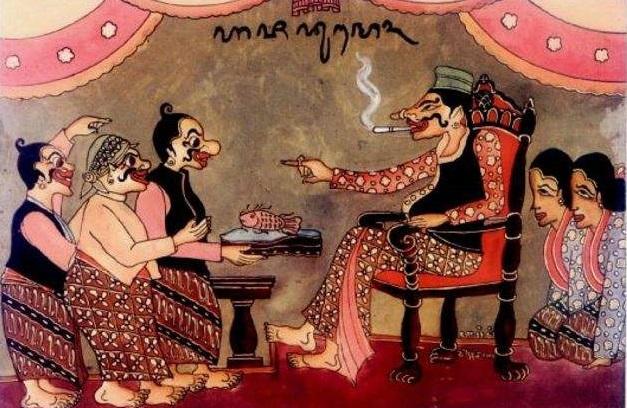 Petruk Became a King (Petrud Dadi Ratu). Foto: Dok. Wikia